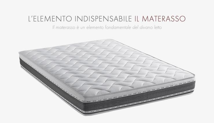 Divani letto Brescia vendita materassi per divani letto