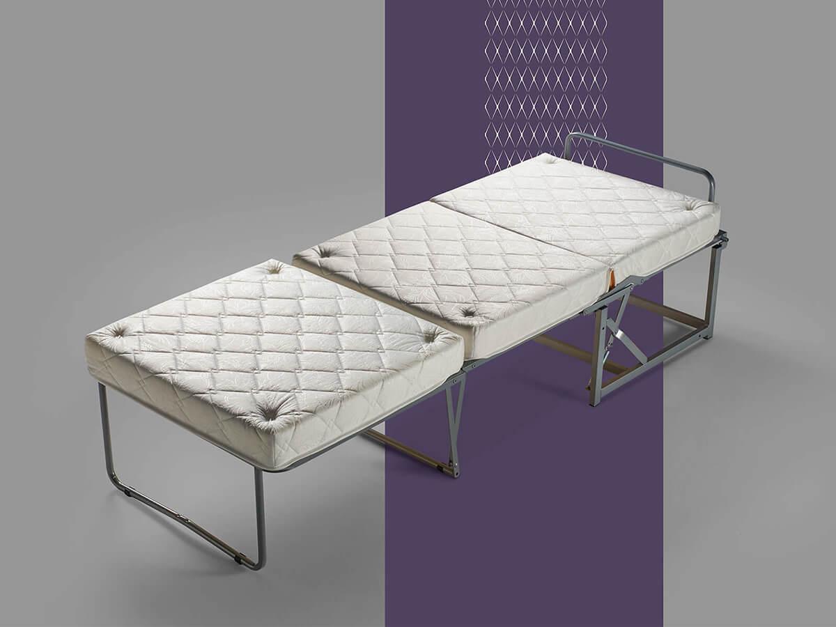 Vendita accessori divani letto - pouf letto aperto