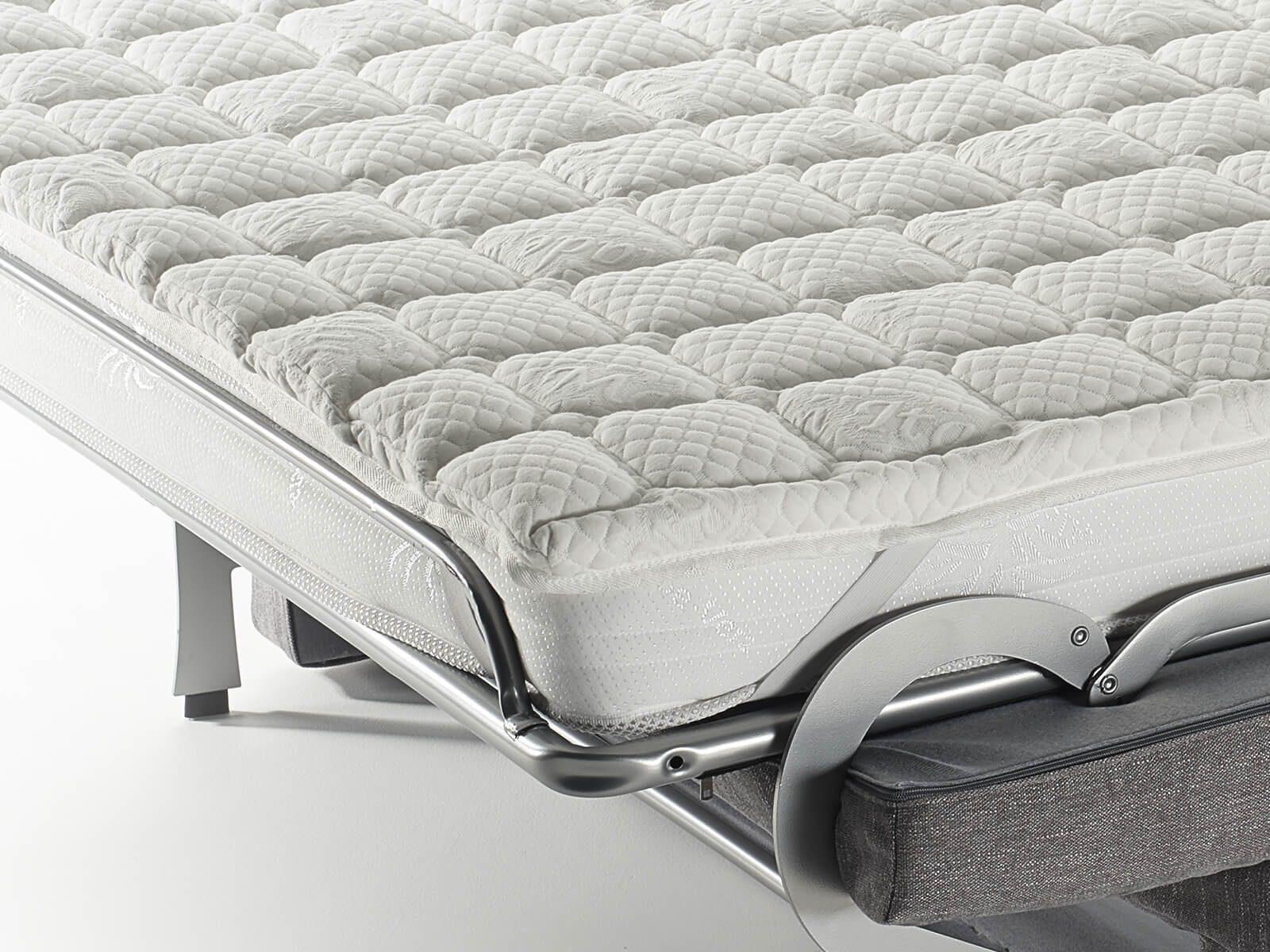 Vendita accessori divani letto - topper materasso