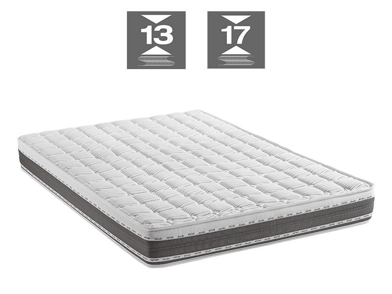 Vendita materassi divani letto - Memoflex H13 e H17