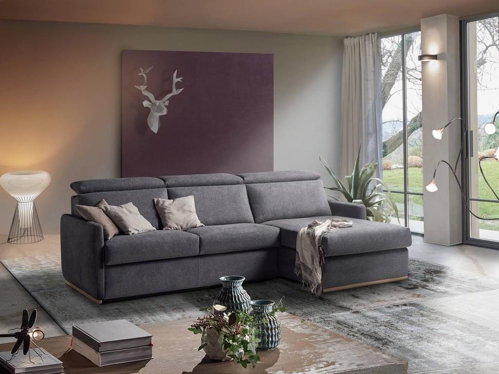 Vendita divani-letto modello DIVANO LETTO GENOVA aperta