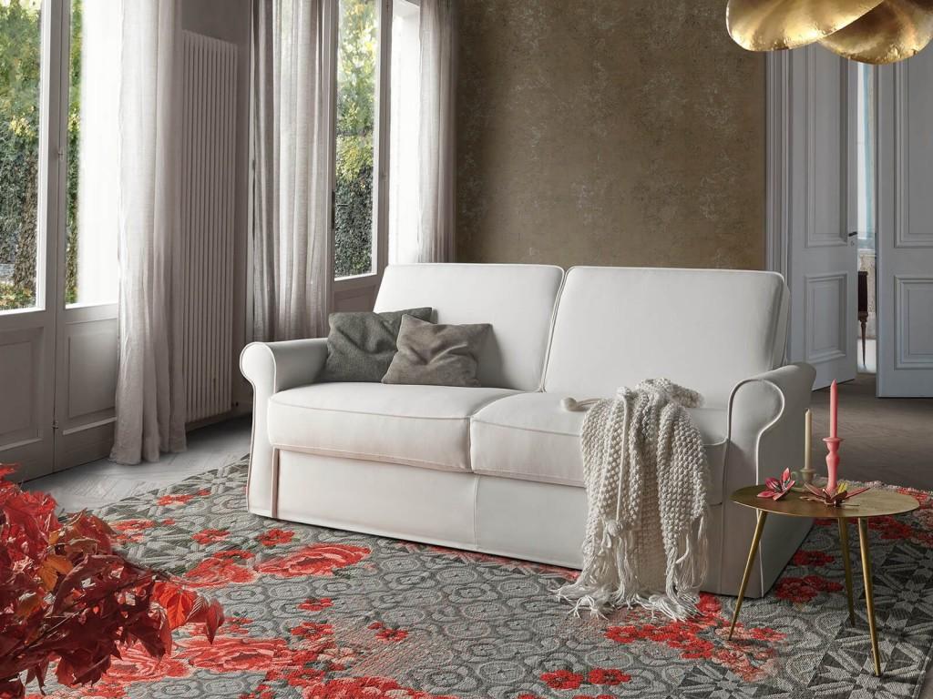 Vendita divani-letto modello DIVANO LETTO COMO chiusa