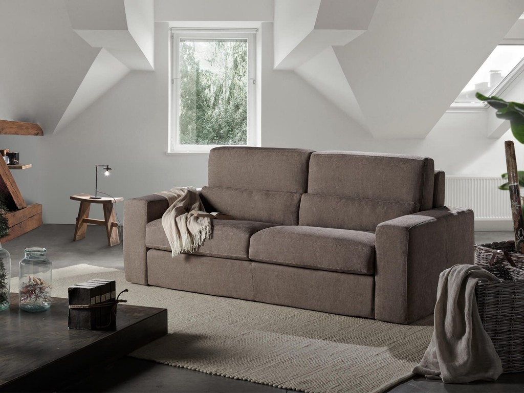 Vendita divani-letto modello DIVANO LETTO PADOVA chiusa