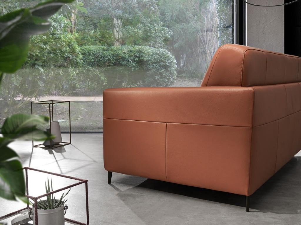 Vendita divani-letto modello DIVANO LETTO TRENTO aperta