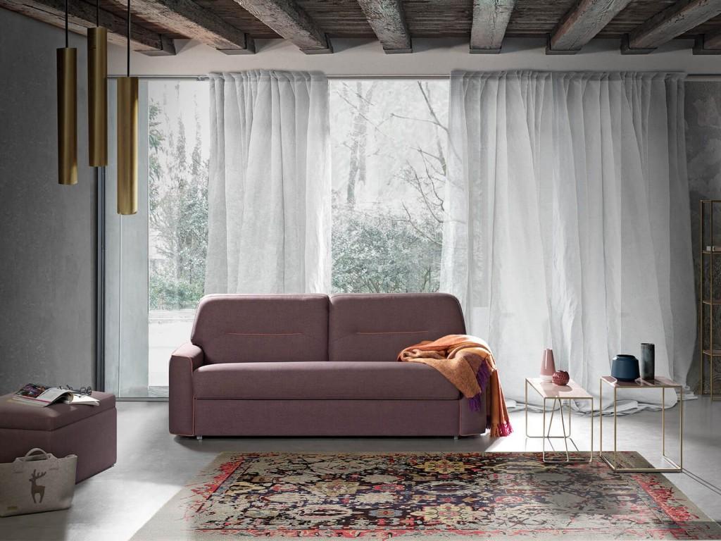 Vendita divani-letto modello DIVANO LETTO TROPEA chiusa