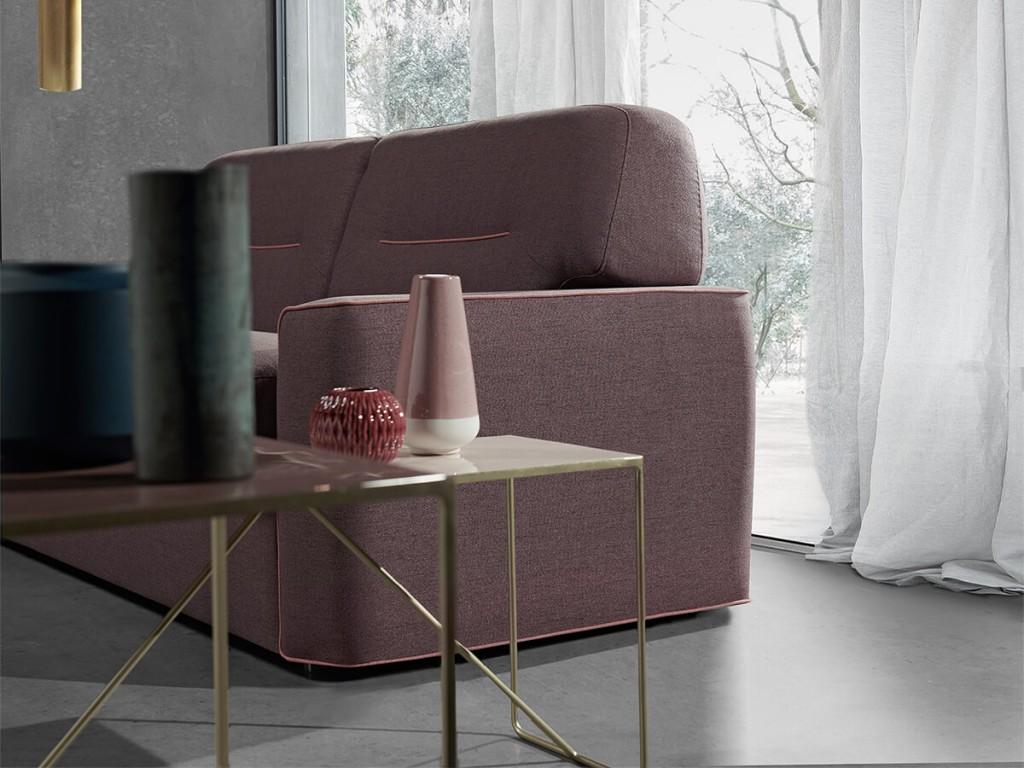 Vendita divani-letto modello DIVANO LETTO TROPEA aperta