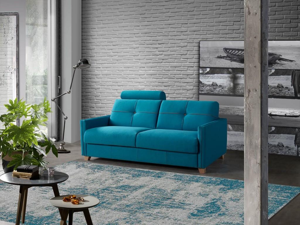 Vendita divani-letto modello DIVANO LETTO MILANO aperta
