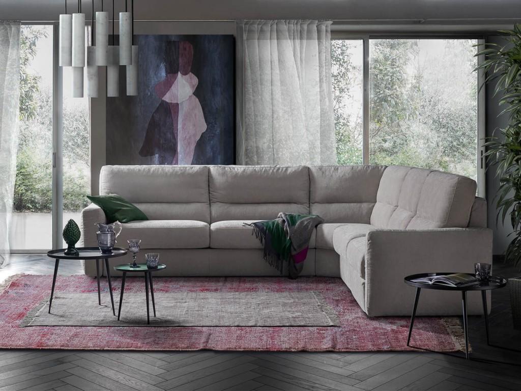 Vendita divani-letto modello DIVANO LETTO ROMA aperta
