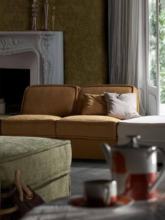 Vendita divani-letto modello DIVANO LETTO IMOLA aperta